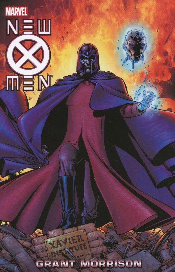 NEW X-MEN ULTIMATE COLLECTION VOL 03 SC