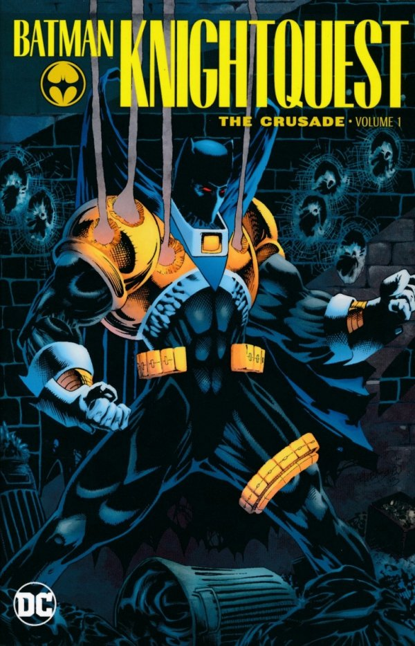 BATMAN KNIGHTQUEST THE CRUSADE VOL 01 SC