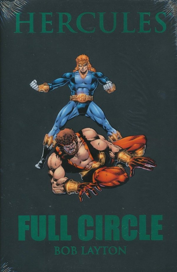 HERCULES FULL CIRCLE HC (STANDARD COVER)