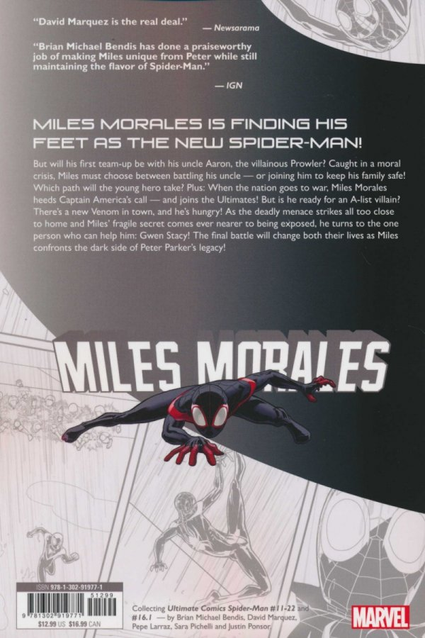 MILES MORALES WITH GREAT POWER SC