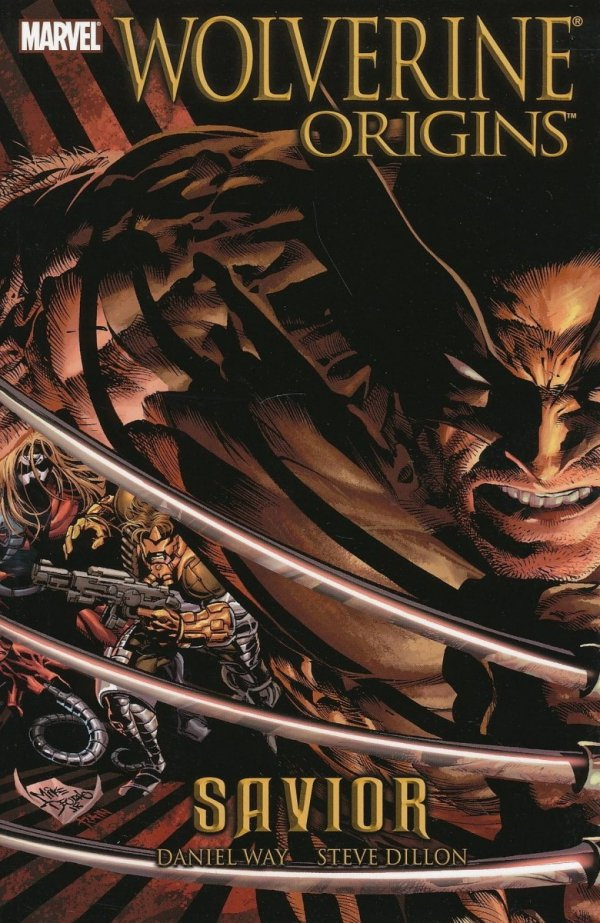 WOLVERINE ORIGINS VOL 02 SAVIOR SC