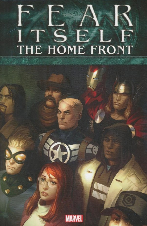 FEAR ITSELF THE HOME FRONT HC *
