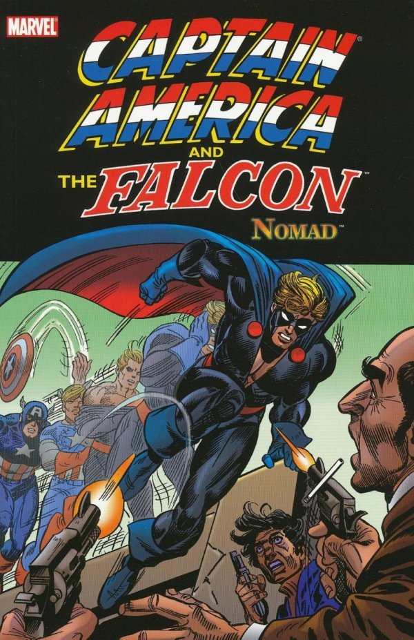 CAPTAIN AMERICA AND THE FALCON NOMAD SC