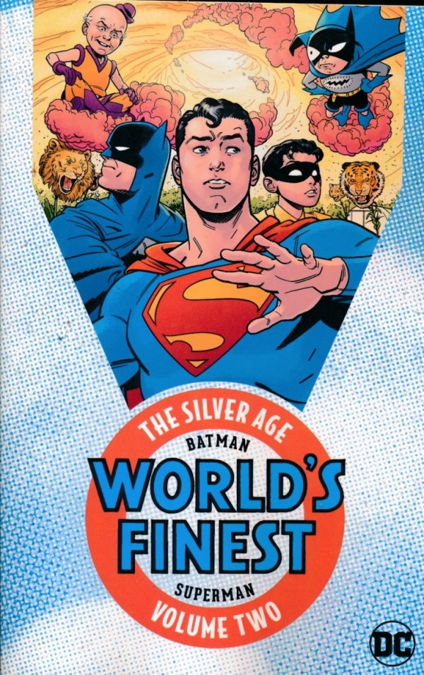 BATMAN AND SUPERMAN WORLDS FINEST THE SILVER AGE VOL 02 SC