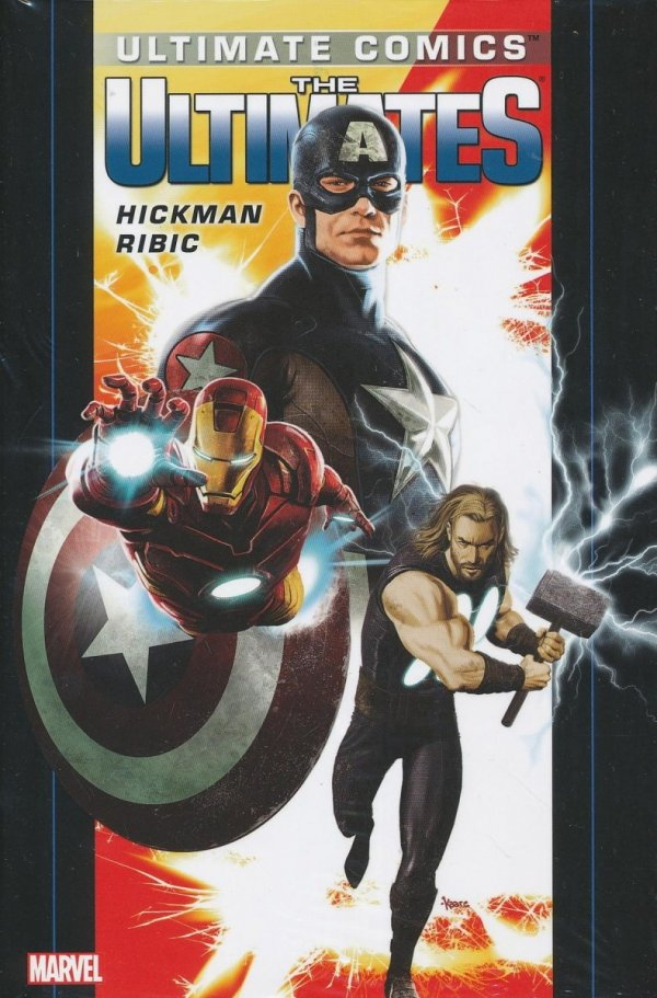 ULTIMATE COMICS ULTIMATES BY JONATHAN HICKMAN VOL 01 HC