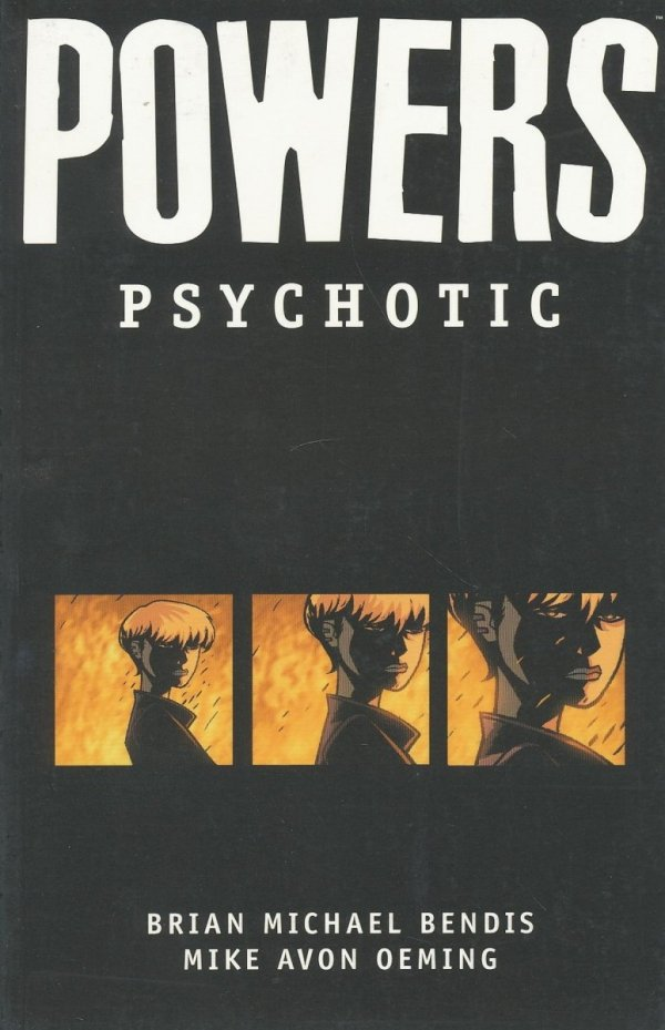 POWERS VOL 09 PSYCHOTIC SC