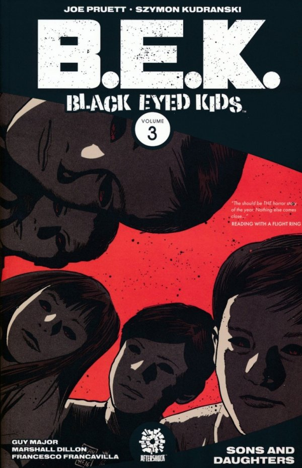 BLACK-EYED KIDS VOL 03 SONS AND DAUGHTERS SC (SALEństwo)