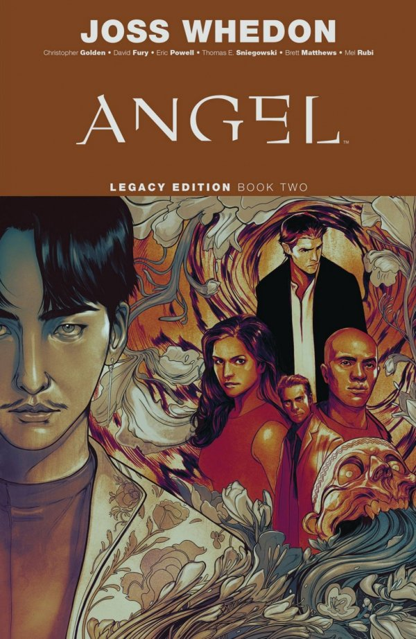 ANGEL LEGACY EDITION VOL 02 SC *