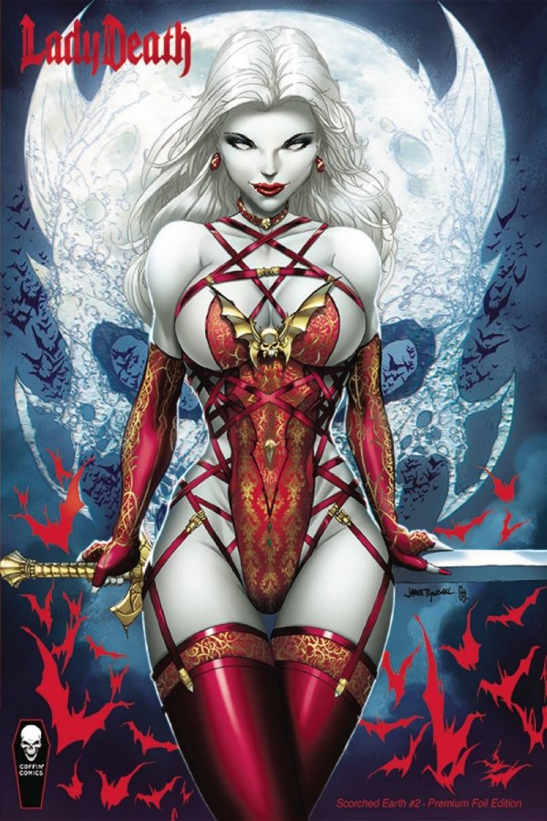 LADY DEATH SCORCHED EARTH #2 CVR C TYNDALL PREMIUM FO *