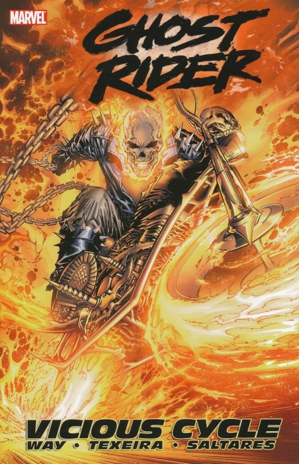 GHOST RIDER VOL 01 VICIOUS CYCLE SC *