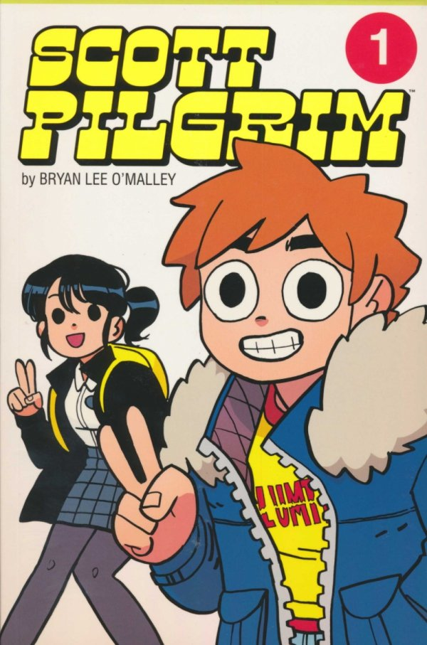 SCOTT PILGRIM VOL 01 SC (COLOR EDITION)