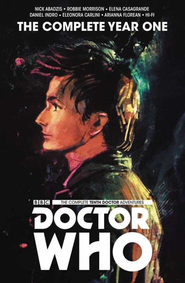 DOCTOR WHO 10TH COMPLETE EDITION YEAR ONE HC *