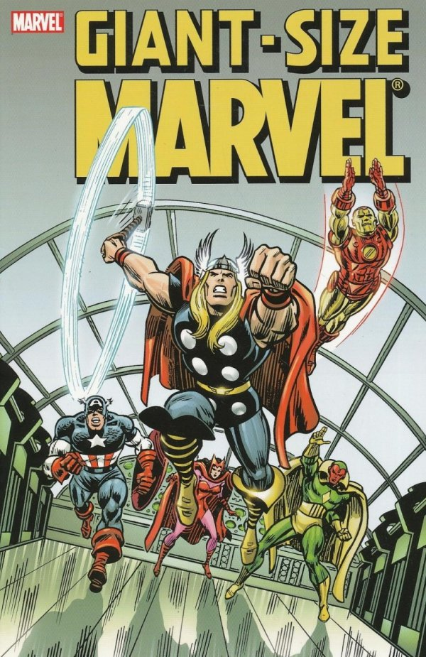 GIANT-SIZE MARVEL SC