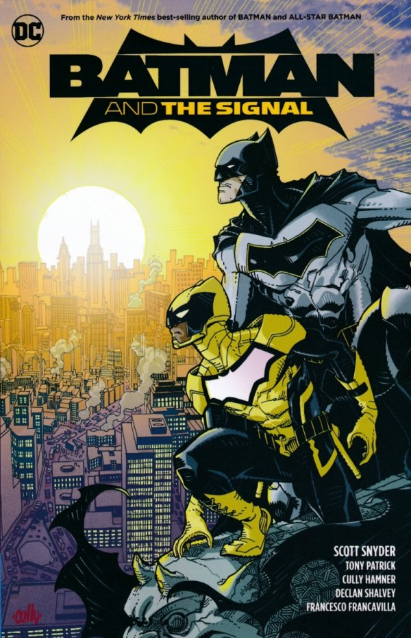 BATMAN AND THE SIGNAL SC