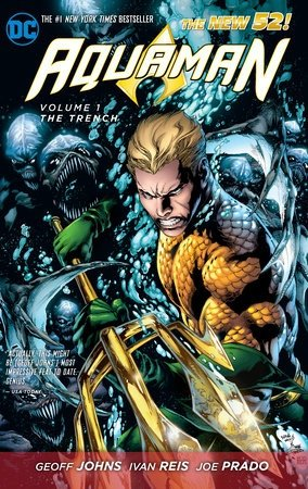 Aquaman Vol. 1: The Trench (The New 52) SC