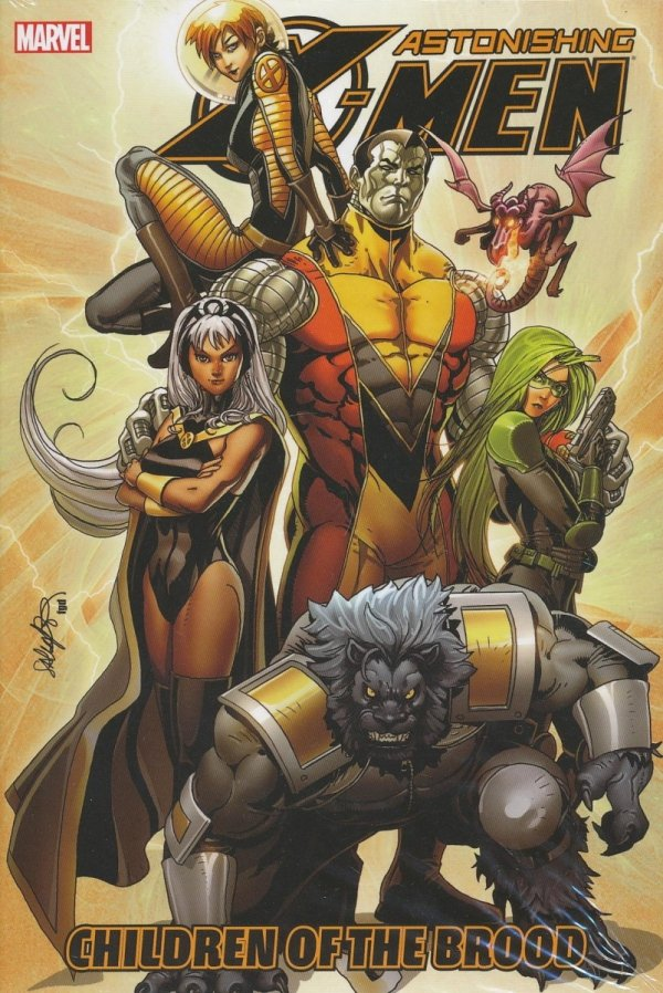 ASTONISHING X-MEN CHILDREN OF THE BROOD HC