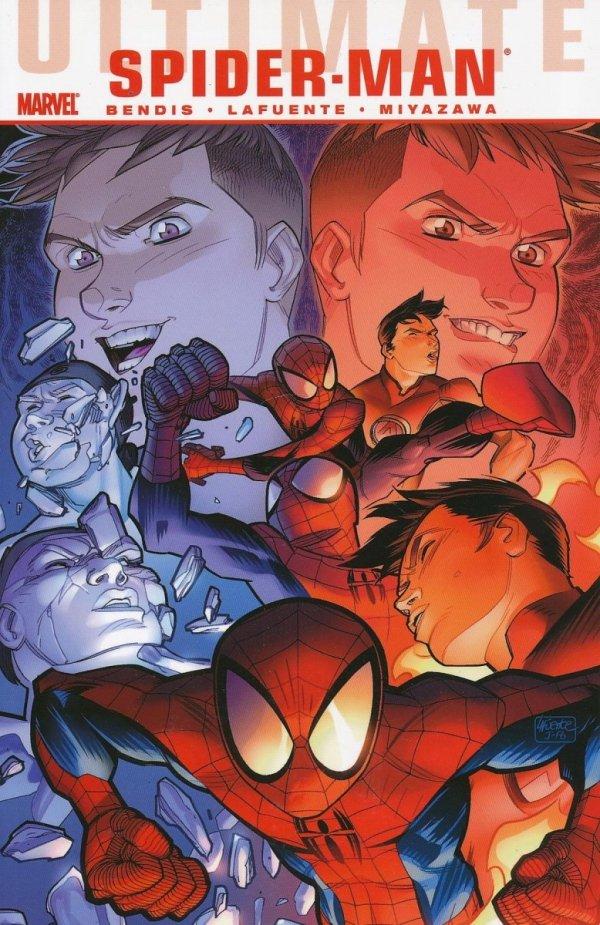 ULTIMATE COMICS SPIDER-MAN TP VOL 02 CHAMELEONS