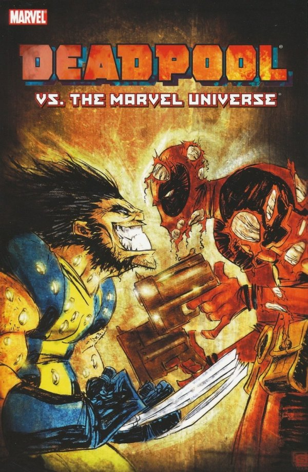 DEADPOOL VS THE MARVEL UNIVERSE SC