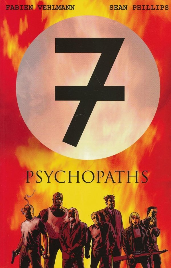 7 PSYCHOPATHS SC