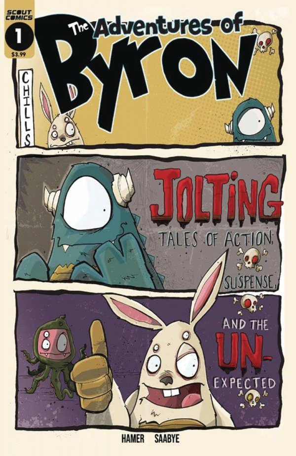 ADVENTURES OF BYRON ONE SHOT (PREORDER) *