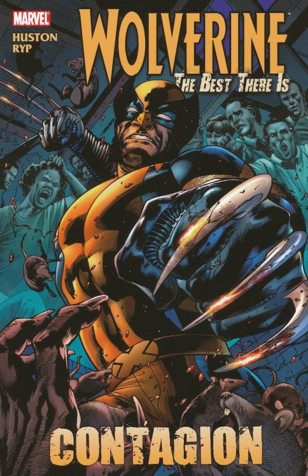 WOLVERINE BEST THERE IS TP CONTAGION
