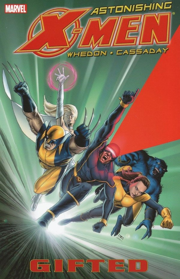 ASTONISHING X-MEN VOL 01 GIFTED SC