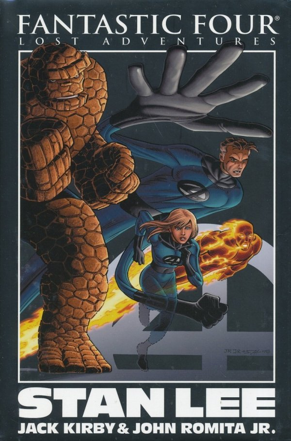 FANTASTIC FOUR LOST ADVENTURES HC (STANDARD COVER)