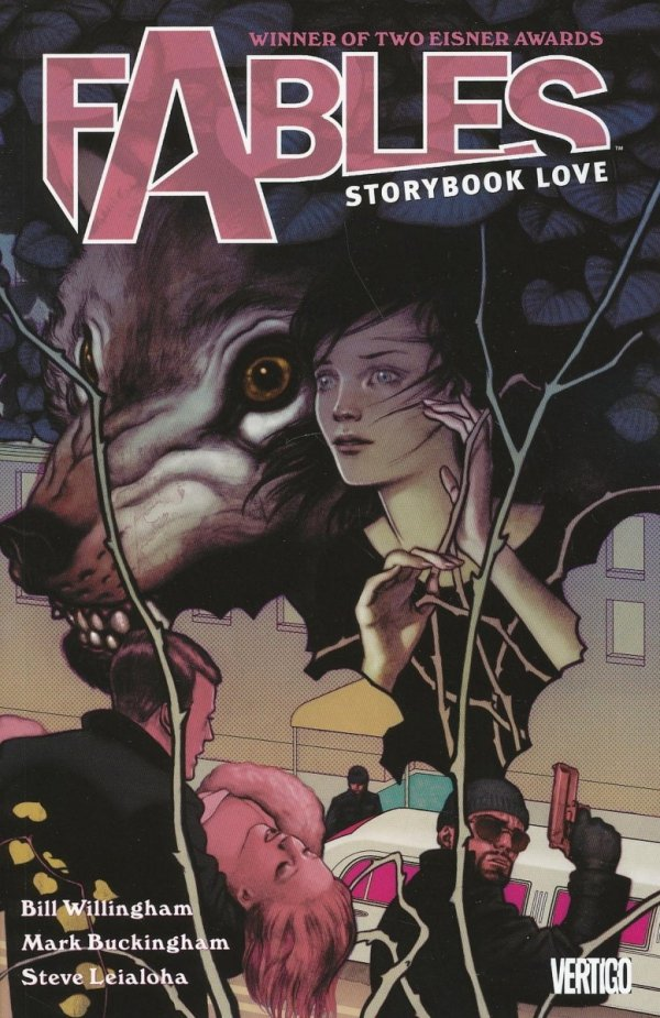 FABLES VOL 03 STORYBOOK LOVE SC