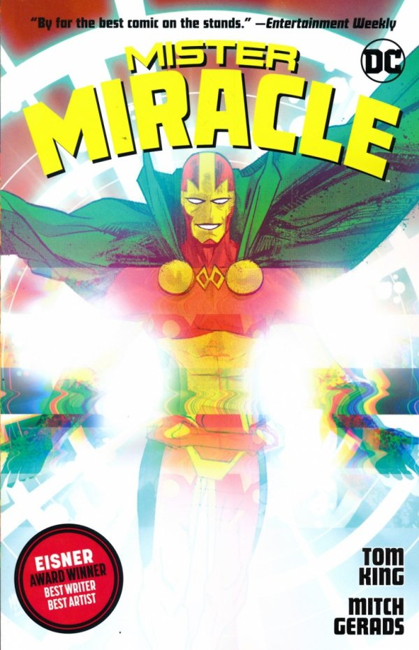 MISTER MIRACLE SC