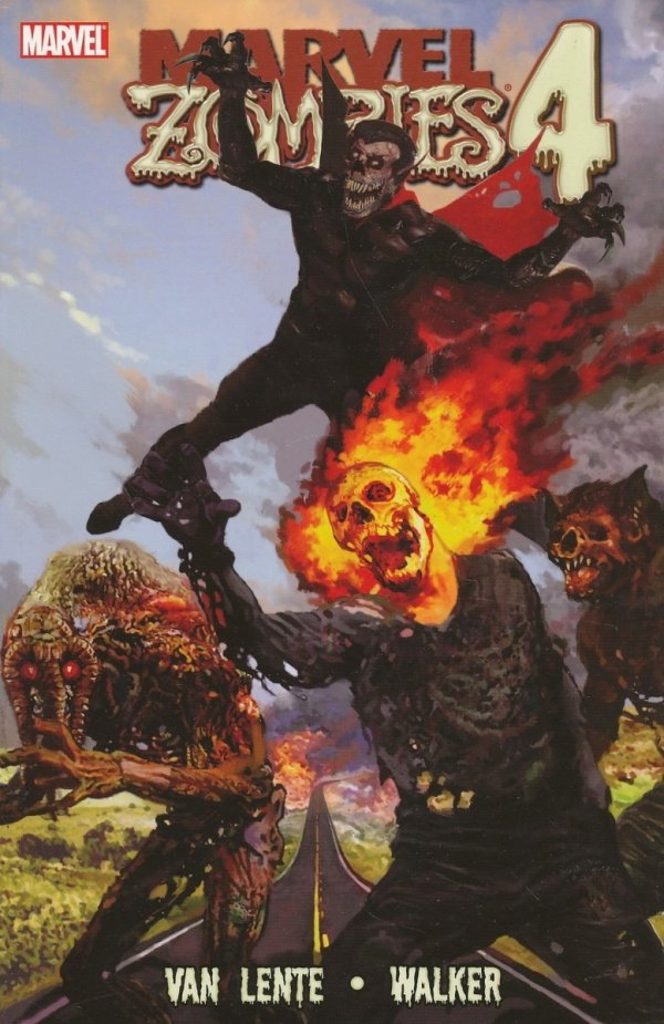 MARVEL ZOMBIES 4 SC