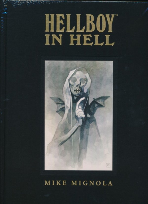 HELLBOY IN HELL LIBRARY EDITION HC *