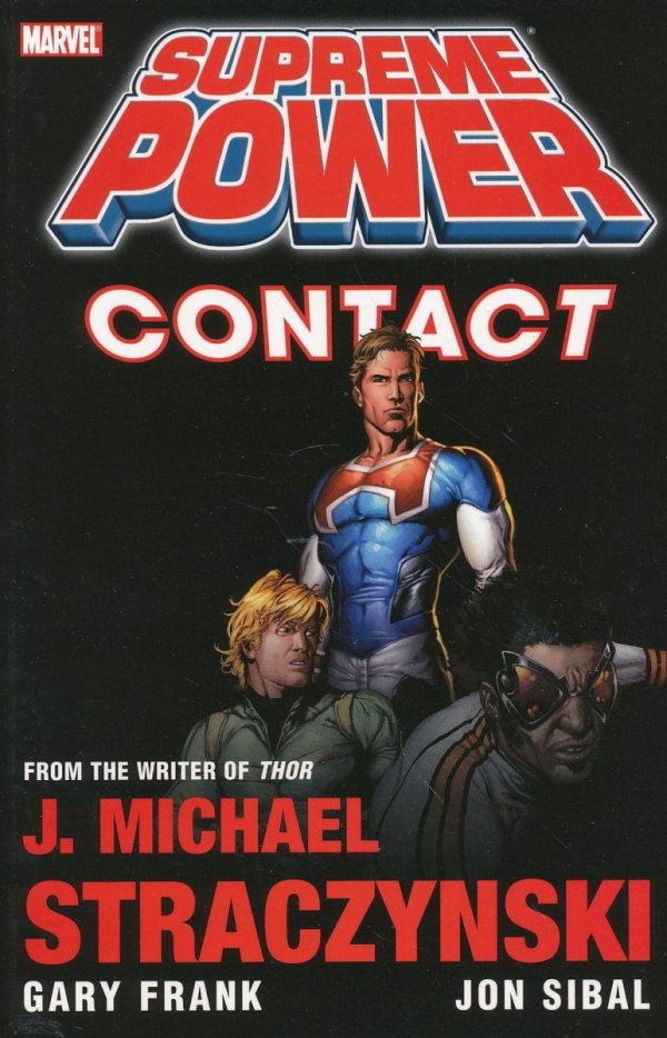 SUPREME POWER CONTACT TP