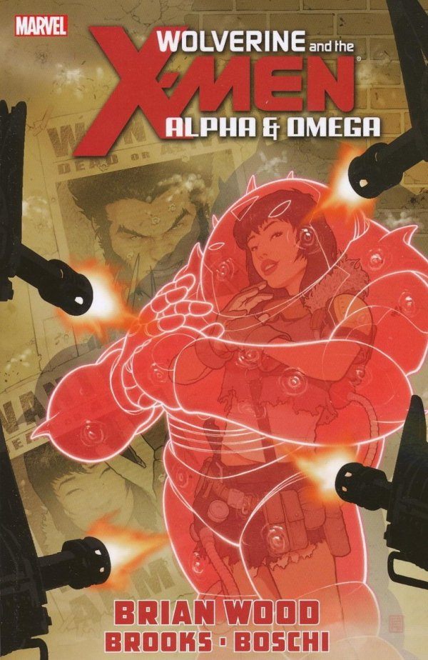 WOLVERINE AND THE X-MEN ALPHA AND OMEGA SC