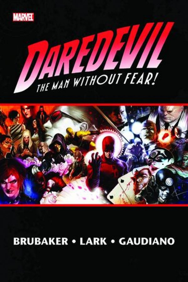 DAREDEVIL BY BRUBAKER AND LARK OMNIBUS VOL 02 HC (OLD EDITION) *