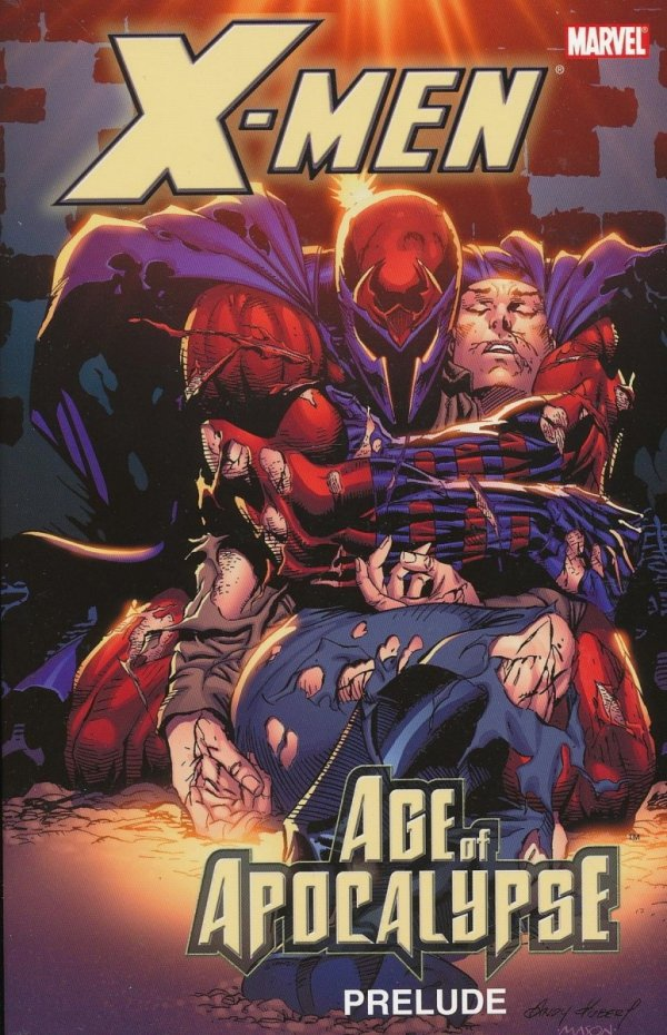 X-MEN AGE OF APOCALYPSE PRELUDE TP
