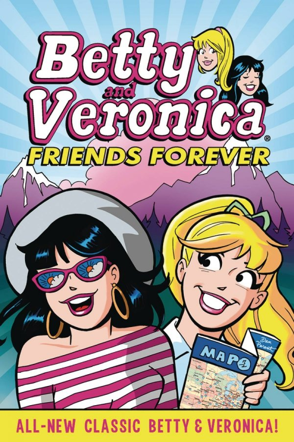 BETTY ABD VERONICA FRIENDS FOREVER SC **