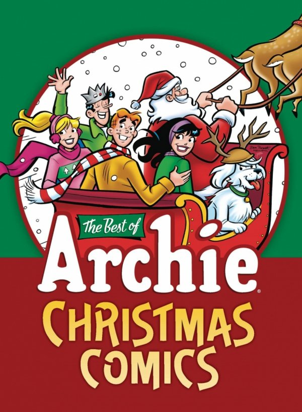 BEST OF ARCHIE CHRISTMAS CLASSICS TP *
