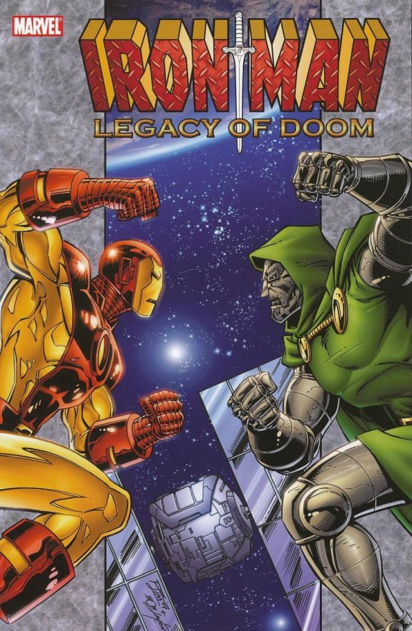 IRON MAN LEGACY OF DOOM SC *