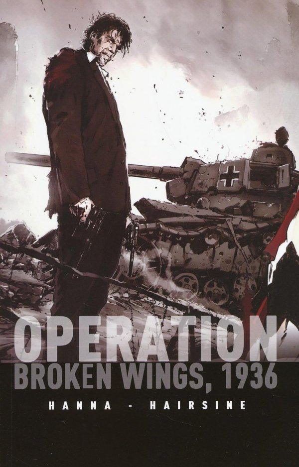 OPERATION BROKEN WINGS 1936 SC *