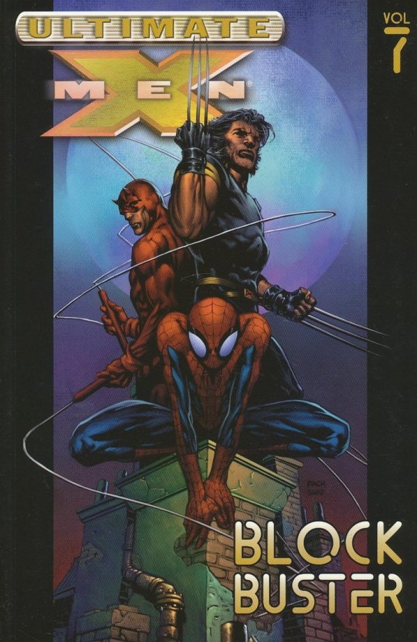 ULTIMATE X-MEN VOL 07 SC