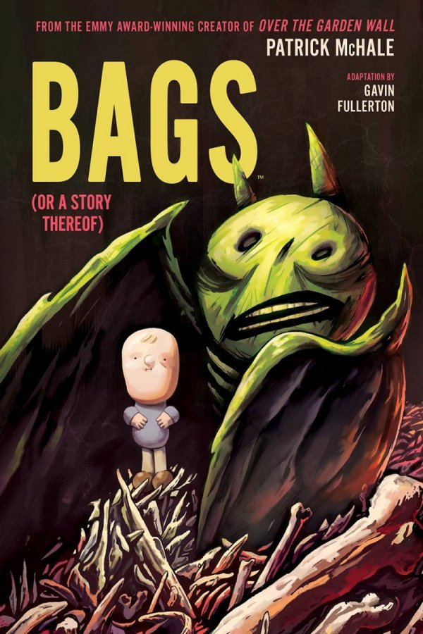 BAGS OR A STORY THEREOF ORIGINAL GN **