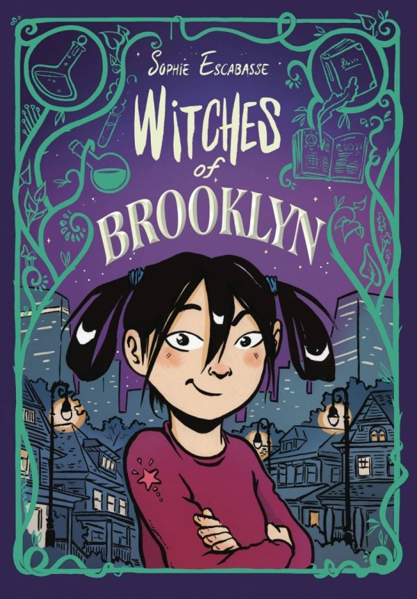 WITCHES OF BROOKLYN SC GN VOL 01 *