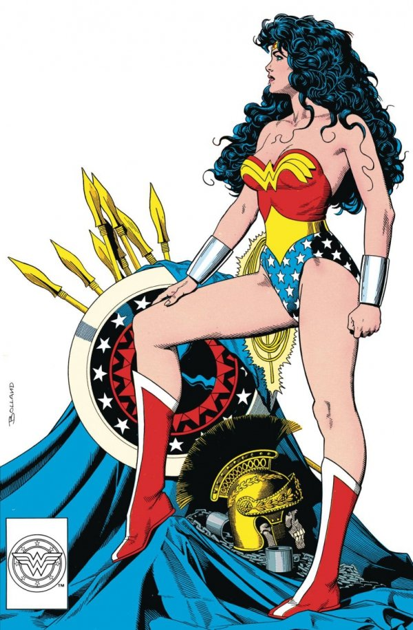 WONDER WOMAN THE LAST TRUE HERO VOL 01 SC *