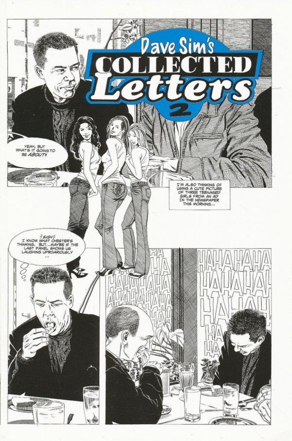 COLLECTED LETTERS VOL 02 SC