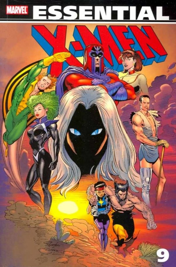 ESSENTIAL X-MEN VOL 09 SC *
