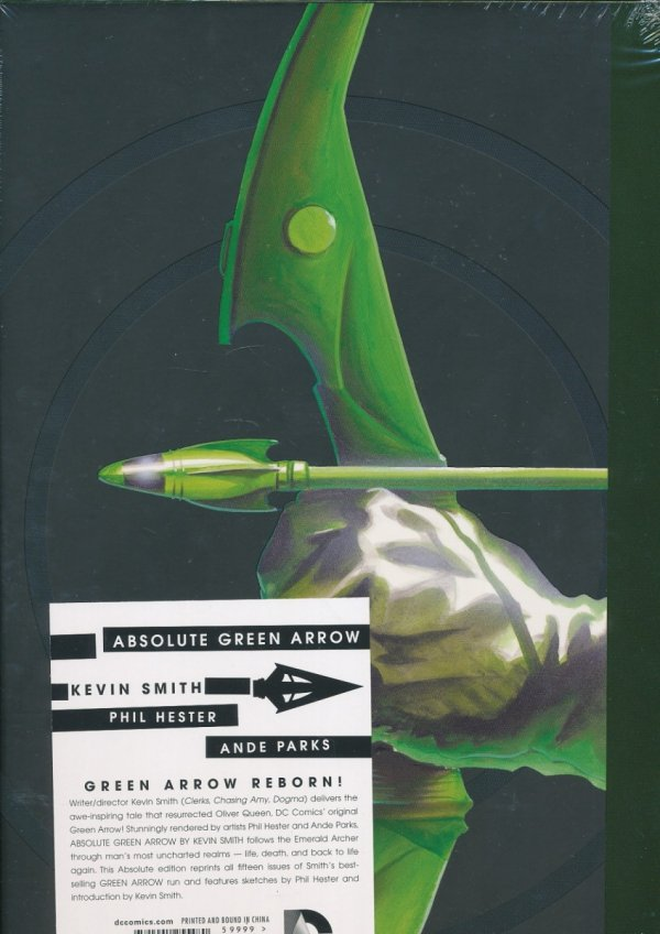 ABSOLUTE GREEN ARROW HC (BOX)