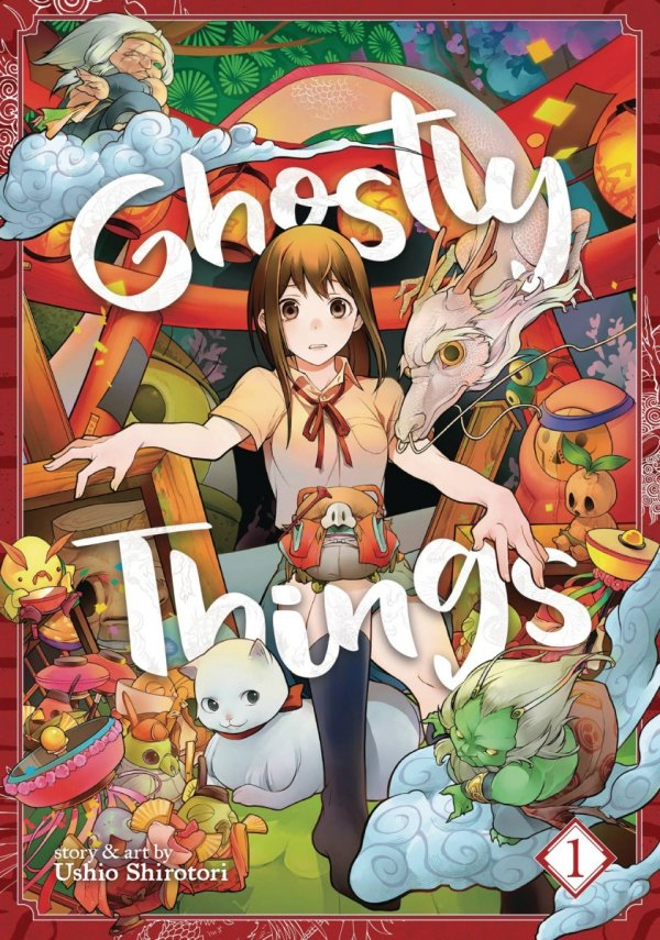 GHOSTLY THINGS GN VOL 01 *