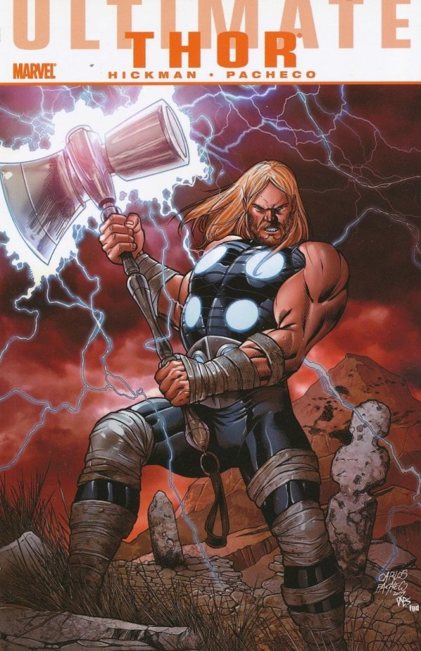 ULTIMATE COMICS THOR SC