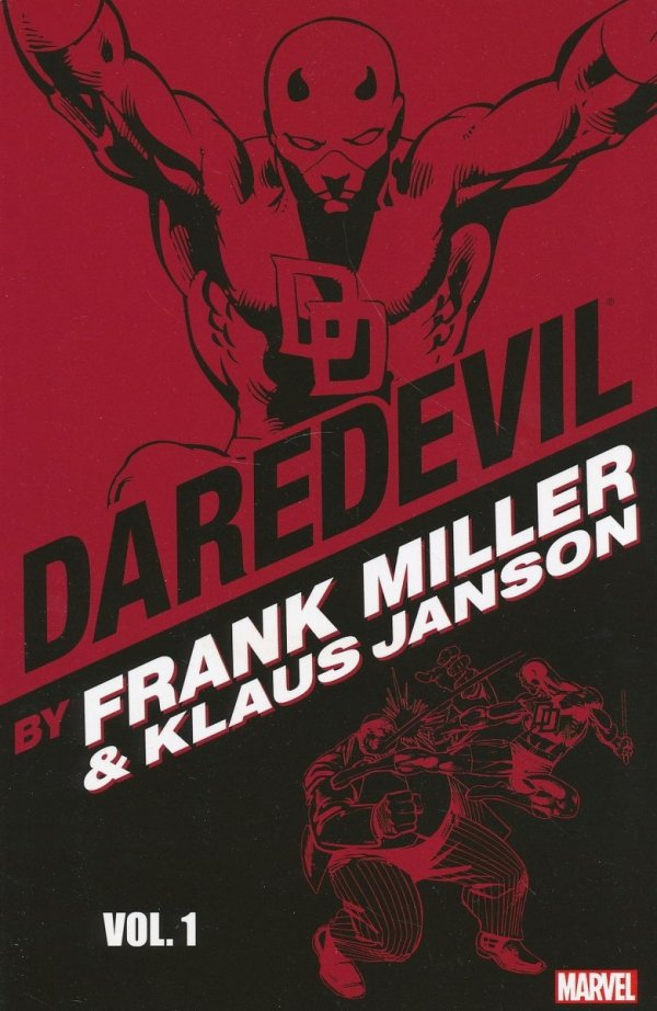 DAREDEVIL BY FRANK MILLER AND KLAUS JANSON VOL 01 SC **