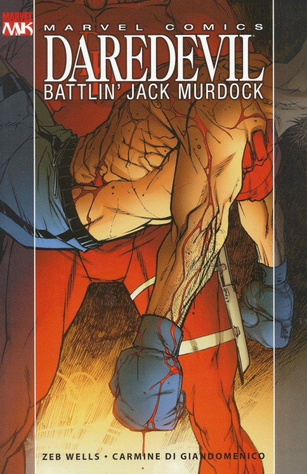 DAREDEVIL BATTLIN JACK MURDOCK SC **